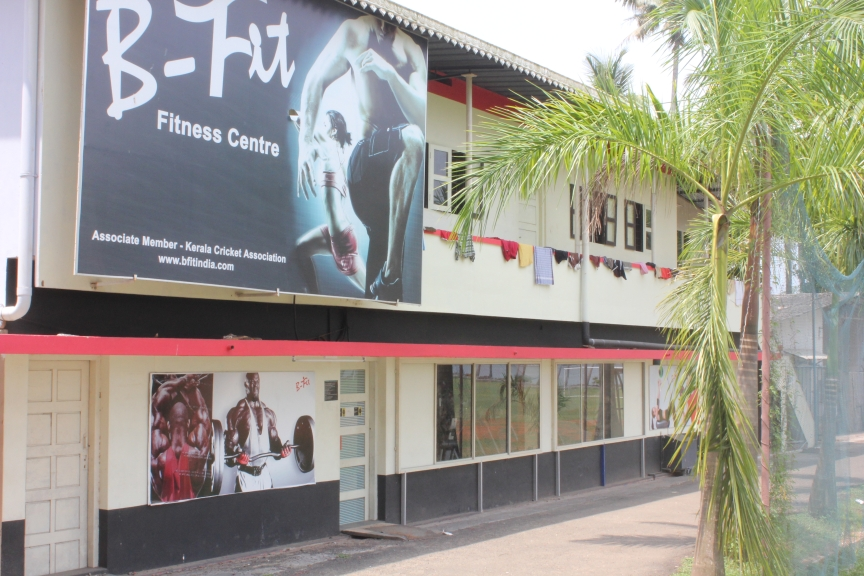 "Fitness Centre – ""B-Fit"""