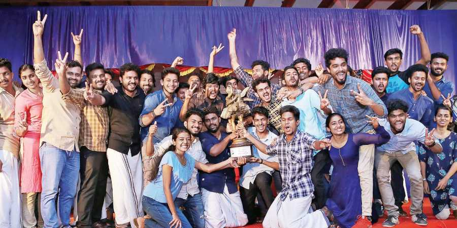 MG University Kalolsavam: It's two in a row for Sacred Heart College,Thevara