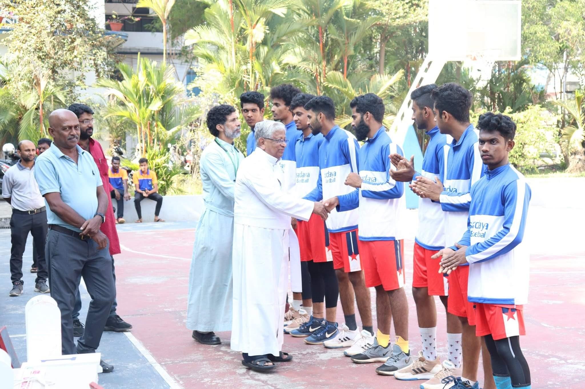 75th Fr. Bartholomew trophy