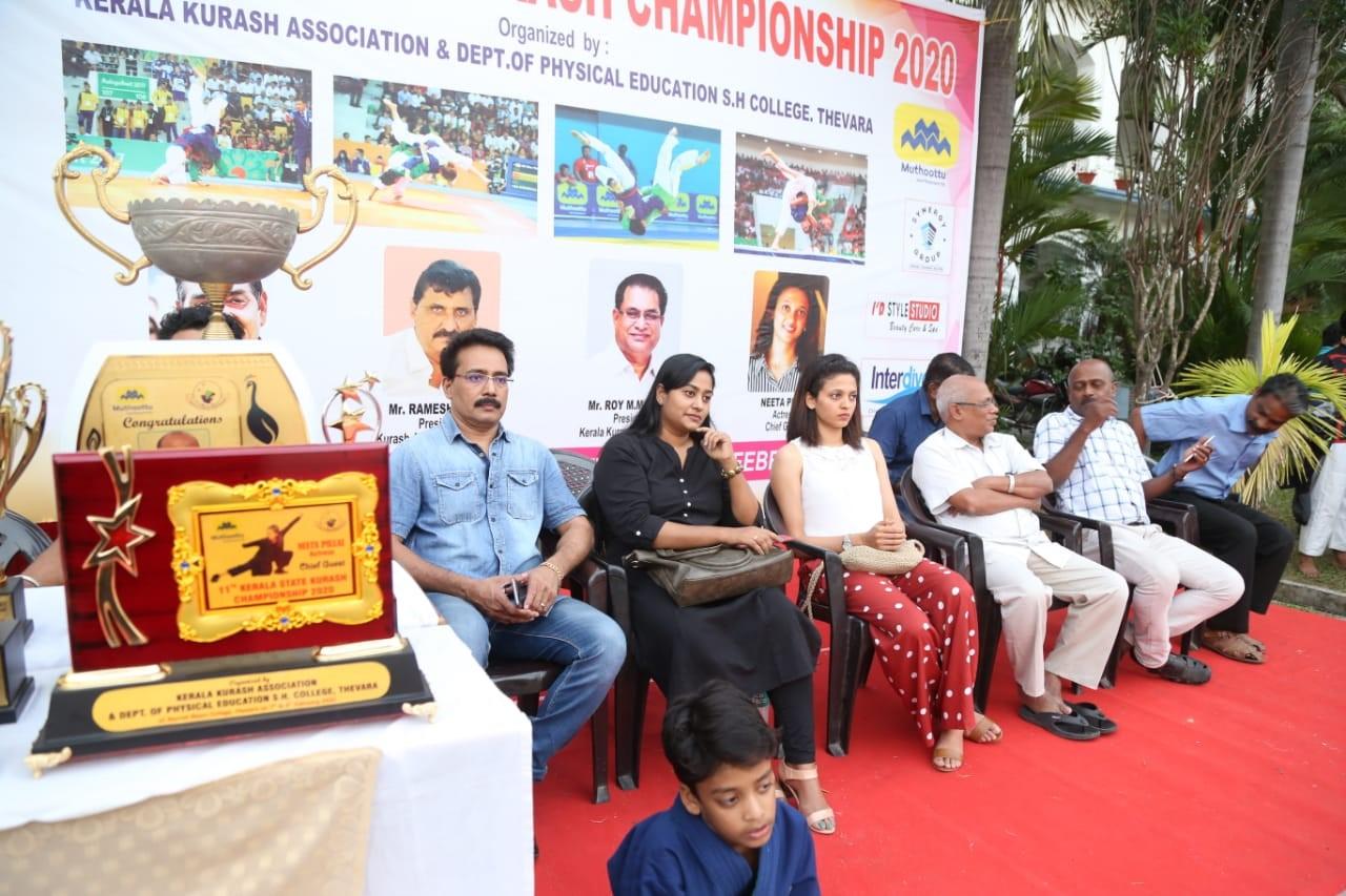 Kerala state Kurash championship 2020