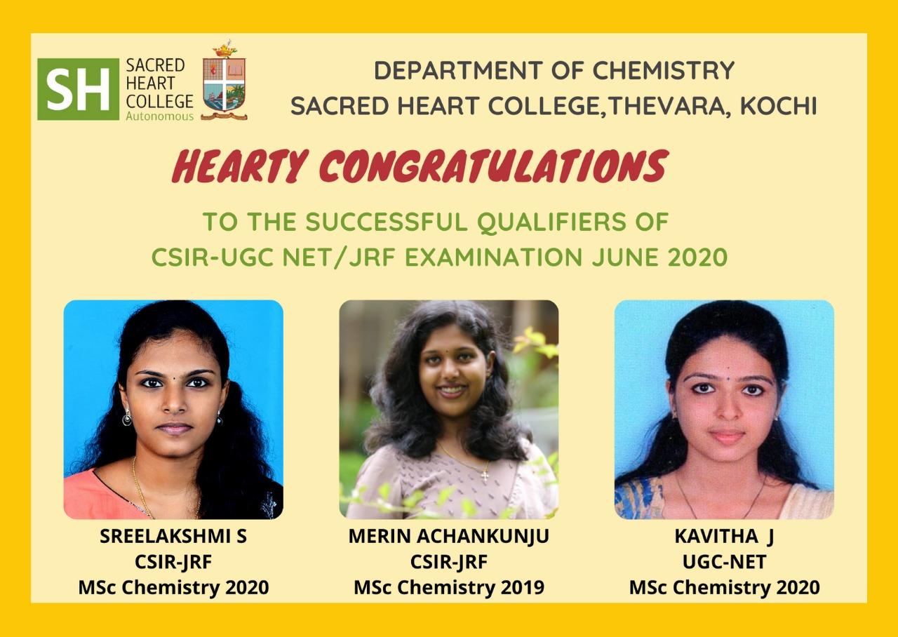CSIR-UGC NET JRF Qualifiers