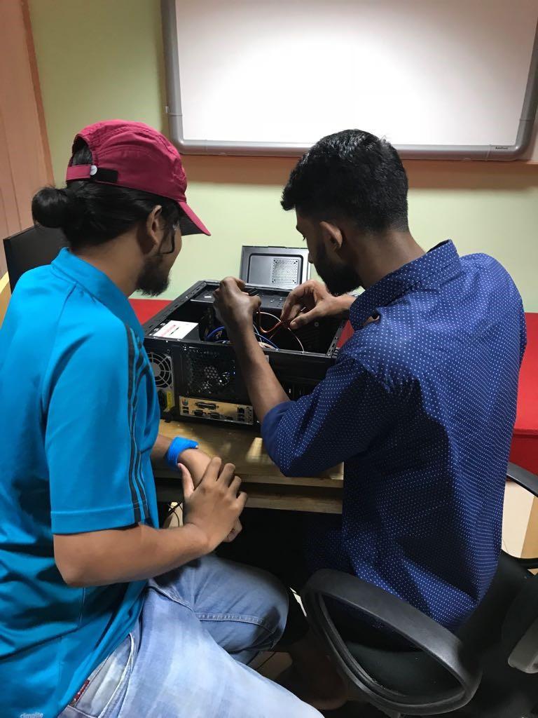 Workshop on PC Assembly