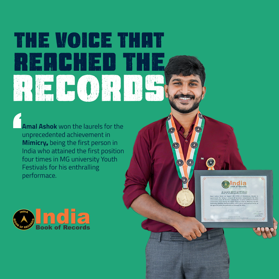 The Voice that Reached the Records