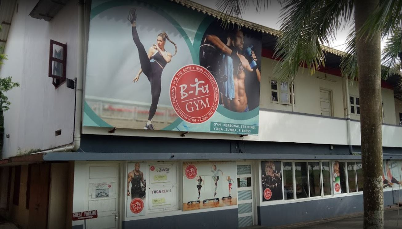 """Fitness Centre – """"B-Fit"""""""