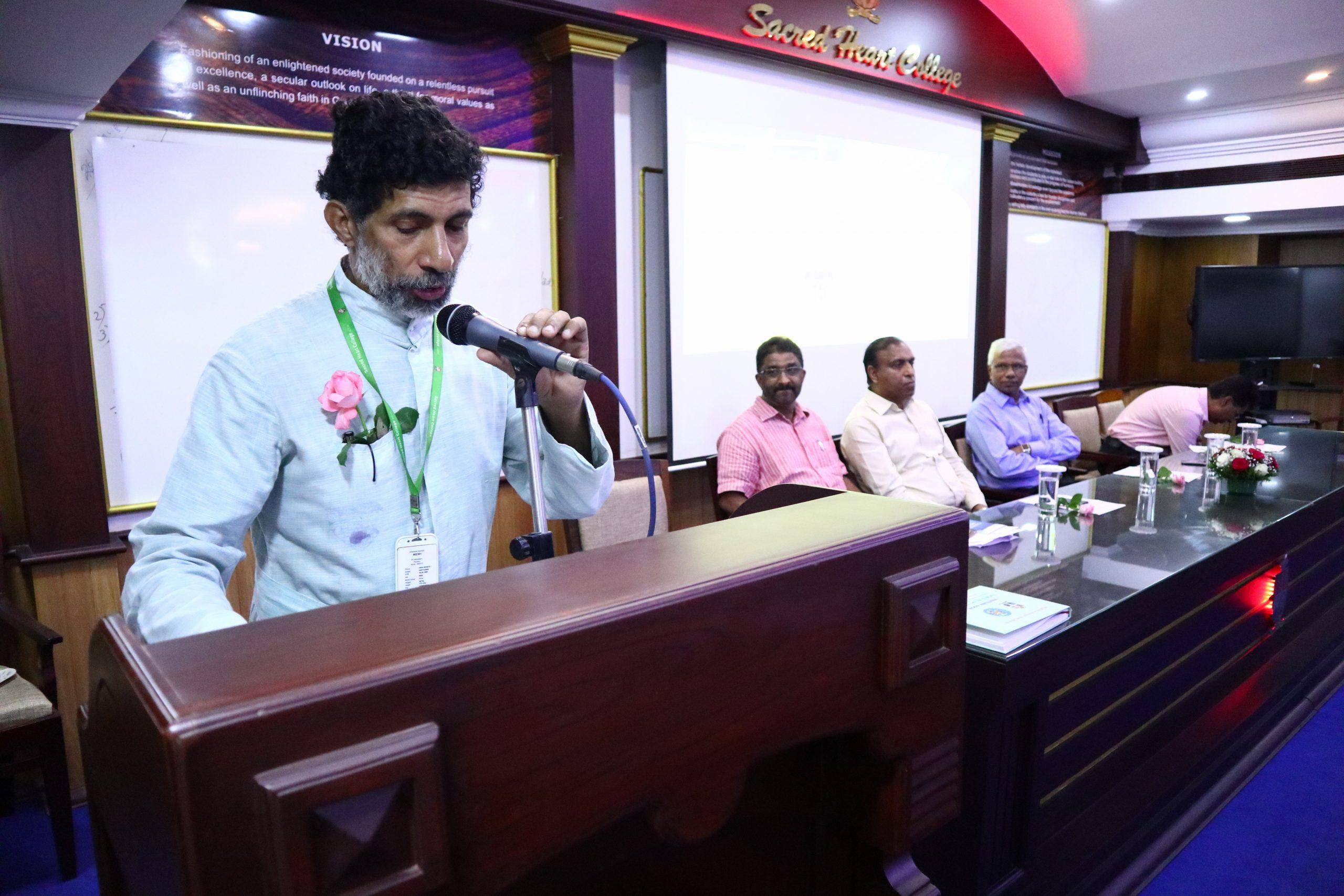 "Panel discussion on ""Autonomy of RBI"""